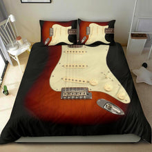 Load image into Gallery viewer, Awesome Electric Guitar Bedding Set