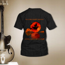 Load image into Gallery viewer, TR-DM Standard Printed Allover 3D Combo Shirt - On A Dark Desert I Fly