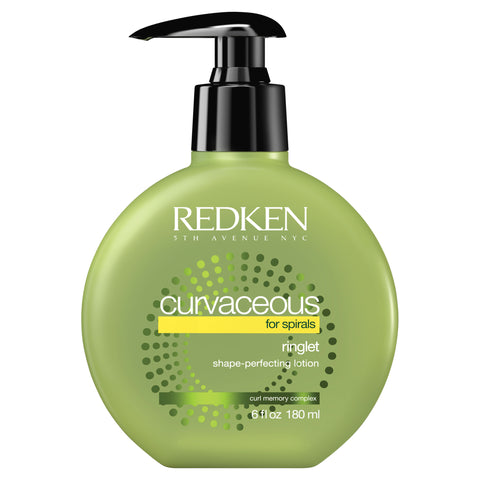 Curvaceous Ringlet Anti-Frizz Perfecting Lotion 180ml
