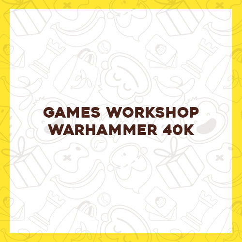 Games Workshop - Warhammer 40k