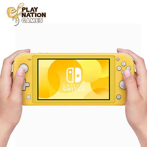 Nintendo Switch Lite (Includes a FREE Switch Game!)