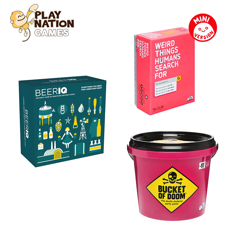 Play Nation Gift Set C