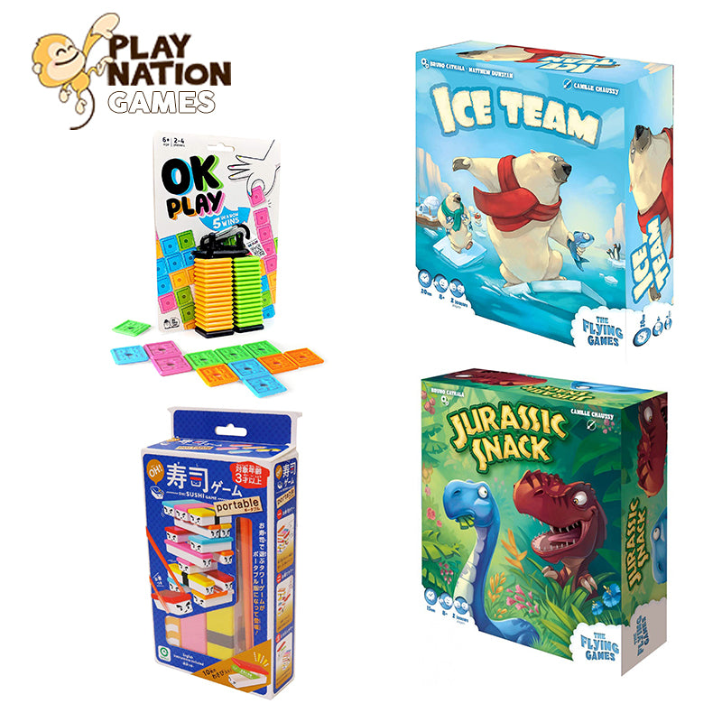 Play Nation Gift Set D