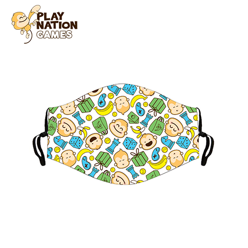 Play Nation Face Mask
