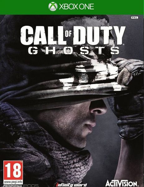 Xbox ONE Game Rental - Call of Duty Ghosts