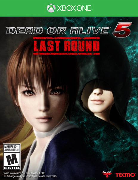 Xbox ONE Game Rental - Dead or Alive 5 Last Round