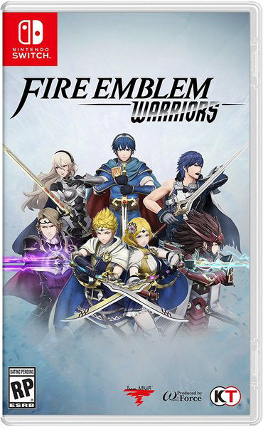 Nintendo Switch Game Rental - Fire Emblem Warriors