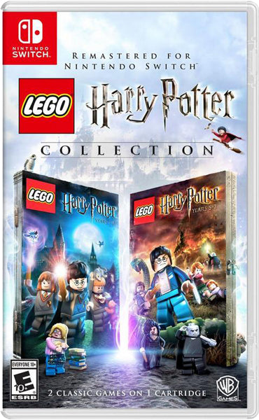 Nintendo Switch Game Rental - Lego Harry Potter Collection