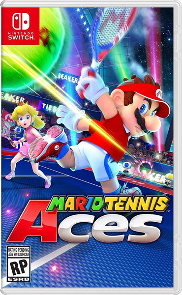 Nintendo Switch Game Rental - Mario Tennis Aces