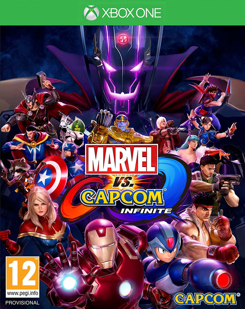 Xbox ONE Game Rental - Marvel VS Capcom