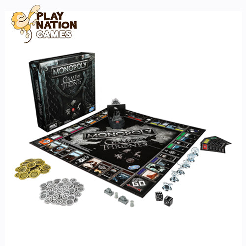 Monopoly Game of Thrones edition