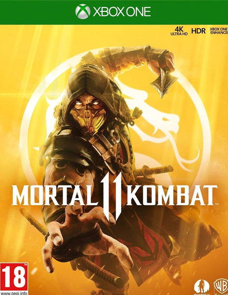 Xbox ONE Game Rental - Mortal Kombat 11