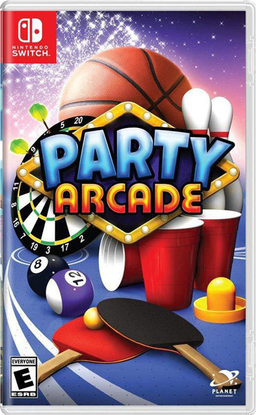 Nintendo Switch Game Rental - Party Arcade