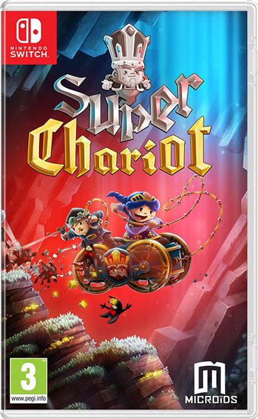 Nintendo Switch Game Rental - Super Chariot