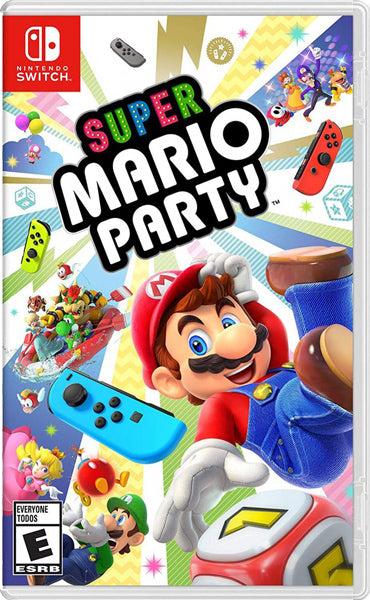 Nintendo Switch Game Rental - Super Mario Party
