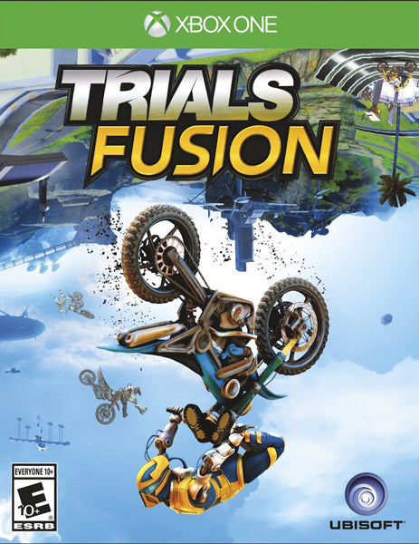 Xbox ONE Game Rental - Trials Fusion