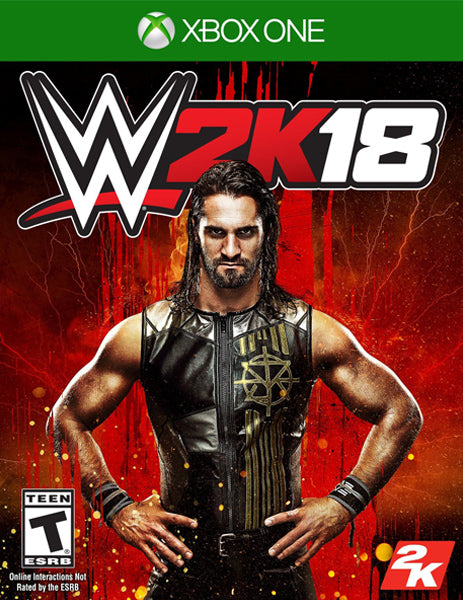 Xbox ONE Game Rental - WWE 2K18