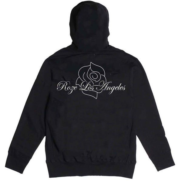 Black Big City Hoodie