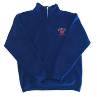 Yacht Club half zip