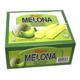 IceBar Melon 80ml x 8