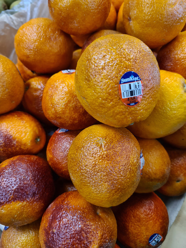 Blood Oranges $4.99/KG