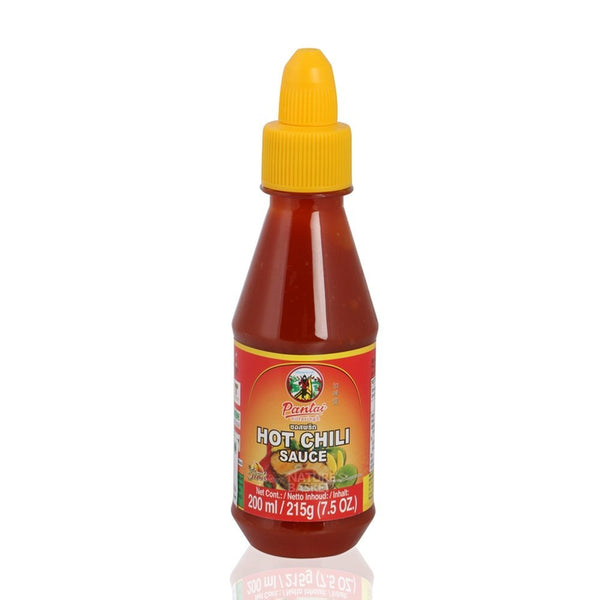 Hot Chilli Sauce 200ml