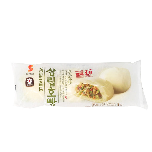 Vegetable Bun 85g