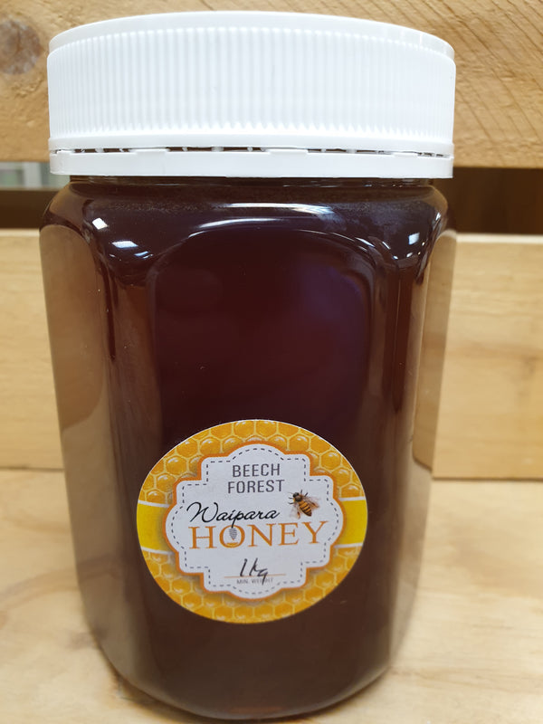 Waipara Honey - Beech Forest 1kg