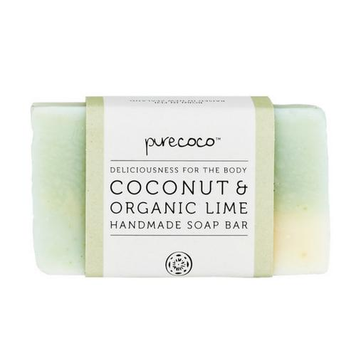 Coconut & Lime Soap Bar 120g