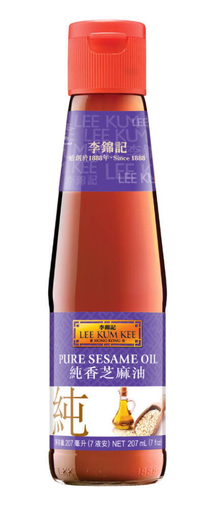 Pure Sesame Oil 207g
