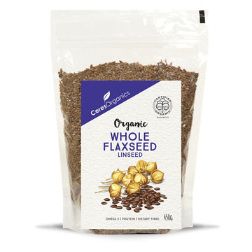 Flaxseed Whole 450g
