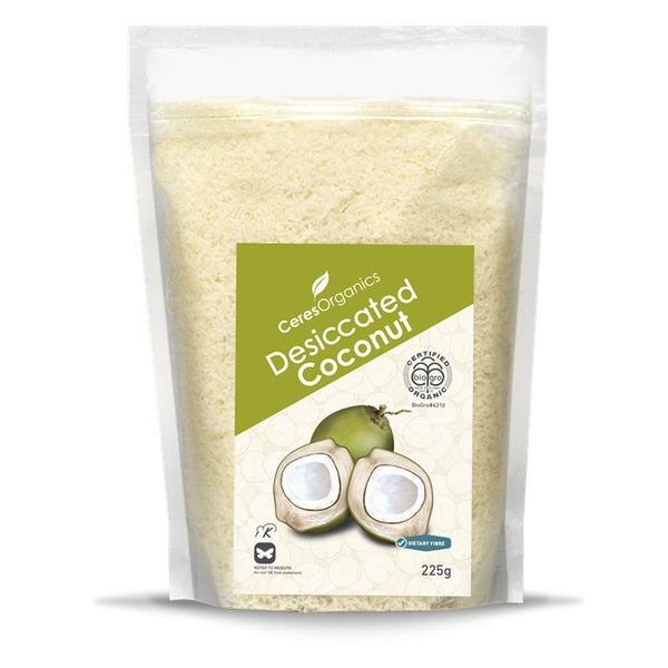 Desiccated Coconut 225g