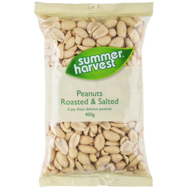 Roasted Peanuts Salted 400g