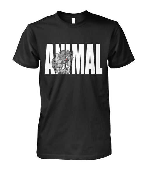 Animal T-Shirt #26552 - Heart Fit