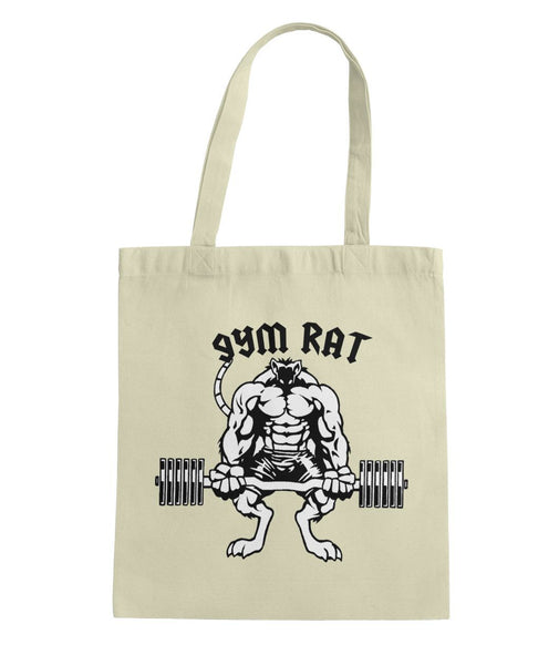 Gym Rat Tote #651233 Tote Bag - Heart Fit