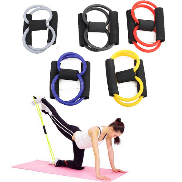 Set of 5 Resistance Bands #42331 - Heart Fit