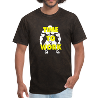 Time To Work Unisex T-Shirt #52656266 - Heart Fit