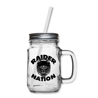 Nation Double Sided Print Mason Jar #65346563 - Heart Fit