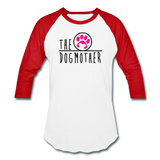 The Dog Mother Baseball T-Shirt #424423 - Heart Fit
