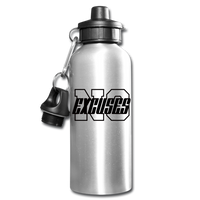No Excuses Water Bottle #42119918 - Heart Fit