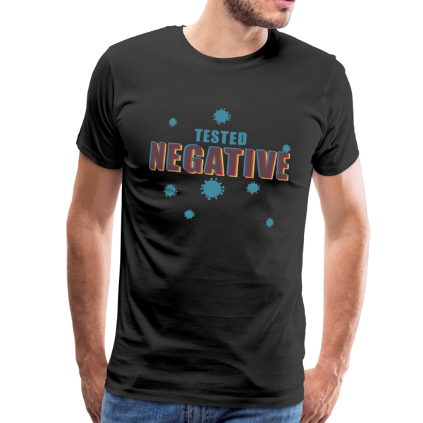 Tested Negative Unisex Premium T-Shirt 3245399 - Heart Fit