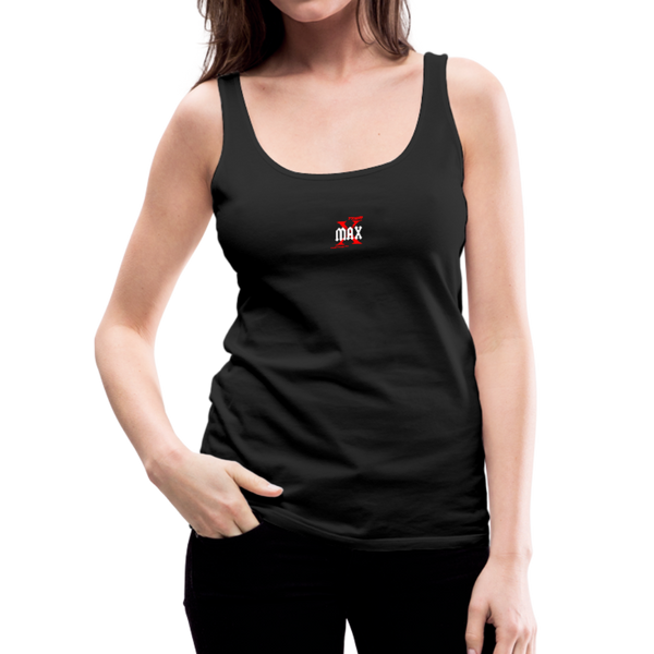 Team X Max Women's Premium Tank Top #423323 - Heart Fit