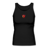 Heart Fit Small Logo Women's Longer Length Fitted Tank #424423 - Heart Fit