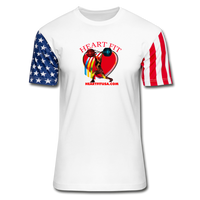 Heart Fit Stars & Stripes T-Shirt #53444 - Heart Fit