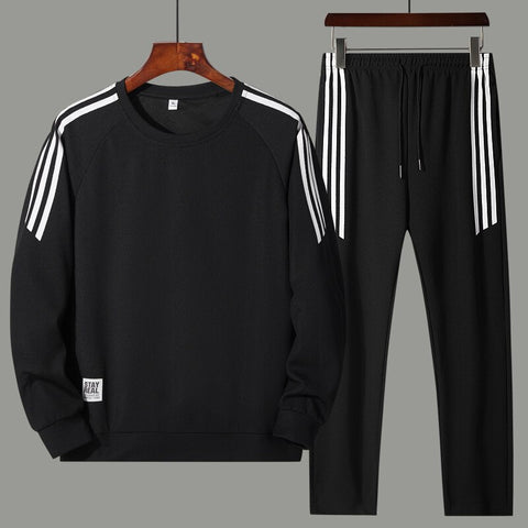 Boys Fitnesslooks 2020 New Striped Tracksuit