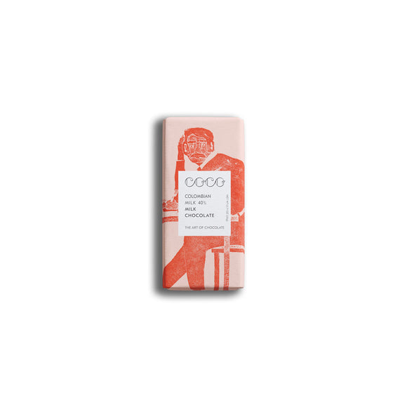 Coco mini milk chocolate bar
