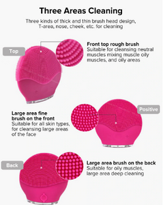 """Ultra Clean"" Electric facial cleansing brush"