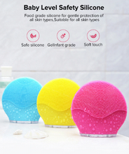 "Load image into Gallery viewer, ""Ultra Clean"" Electric facial cleansing brush"