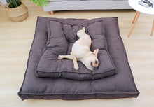 "Load image into Gallery viewer, ""Chill""  Large dog bed"