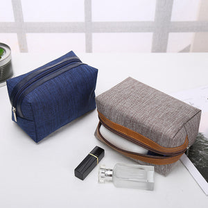 """Alex"" Casual pouch in 3 colors"